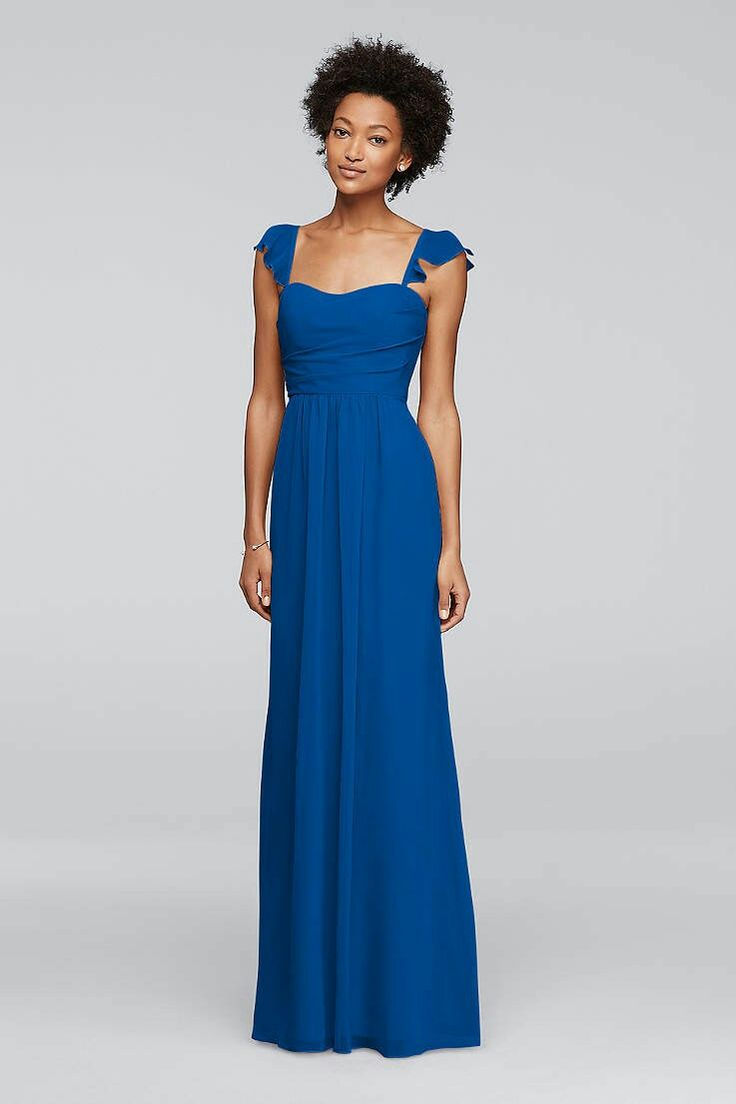 33 best bridesmaid dresses images on pinterest bridesmaids lace does your bridal party prefer long bridesmaid dresses shop at davids bridal to find long bridesmaid dresses under 100 dollars in various styles colors ombrellifo Image collections