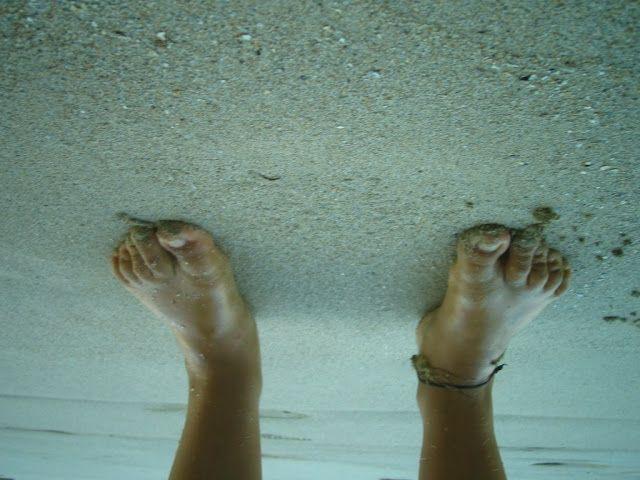 BebaShoes: De pernas pro ar - Parte I