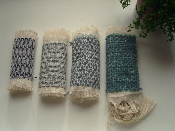 weaving samples