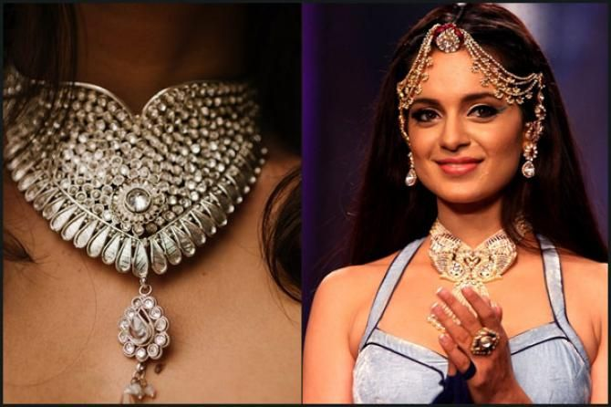 7 Most Amazing Types of Indian Wedding Jewellery That Every Bride-To-Be Must Know - BollywoodShaadis.com