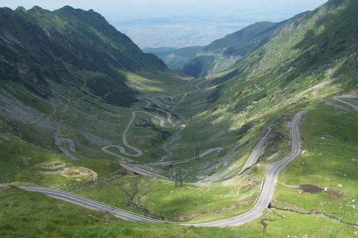 Transfagarasan route, Romania - Transfagarasan