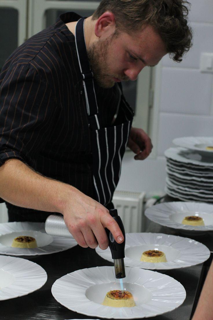 Pregătirea unui meniu cu Executive Chef Alexandru Iacob.