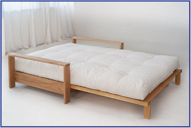 King Size Futon Mattress And Frame