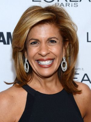 hoda kotb - LOVE the hair!