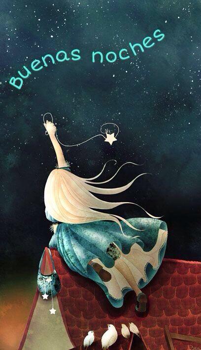 Buenas noches Que tengáis lindos #sueños con: www.fiestastempranito.com