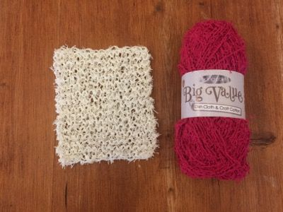 Have a Yarn - Inspiration of the Month - Scrubby