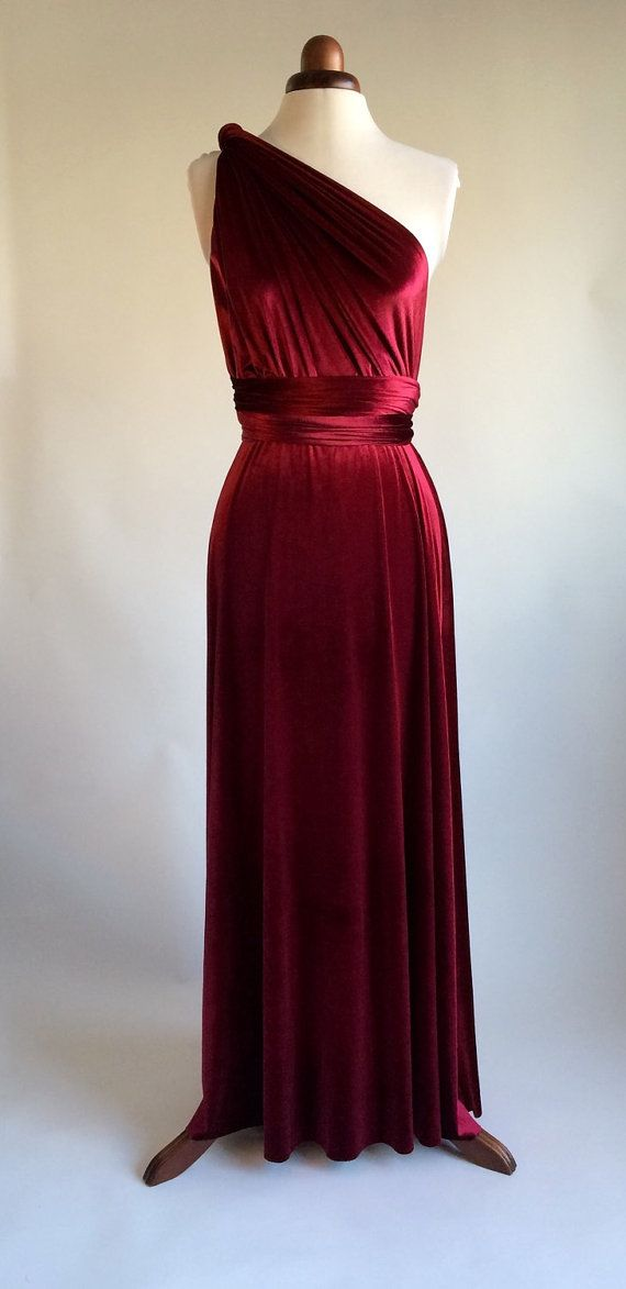 Best 25+ Red velvet dress ideas on Pinterest | Velvet ...