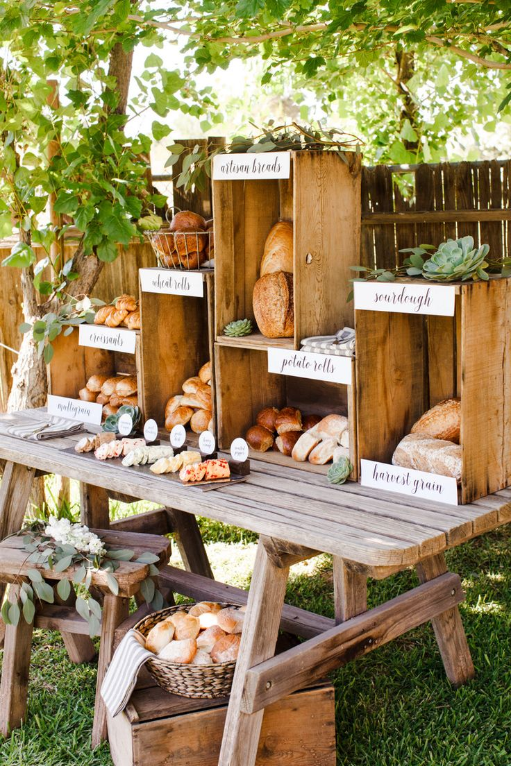 Create a Bread & Butter Station… | The TomKat Studio | Bloglovin'