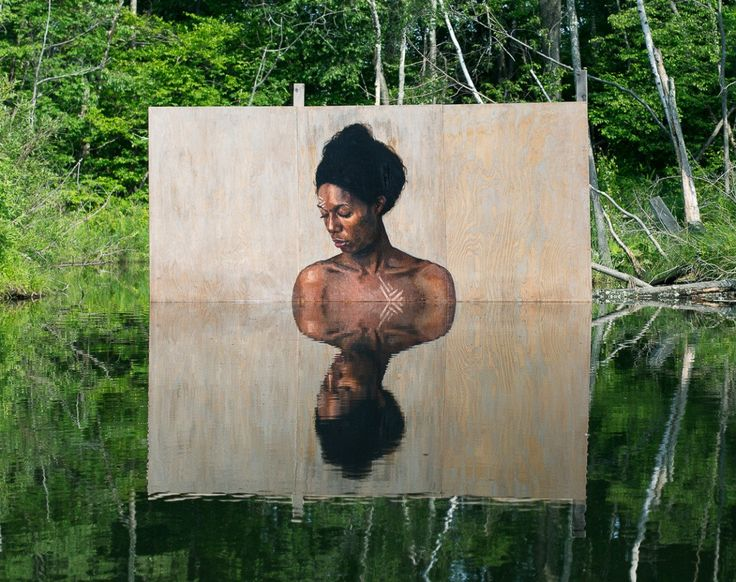 Best Sean Yoro Images On Pinterest Sean Opry Hula And - Artist paints incredible seaside murals balanced on surfboard