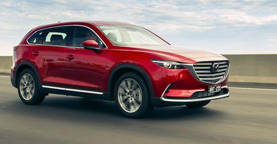 Cars With 3rd Row >> 2020 Mazda CX 9 Redesign | Tomi Shaw | Mazda cx 9, Mazda ...