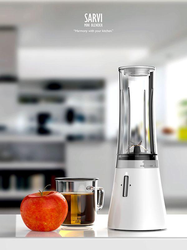 SARVI on Behance Product Design #productdesign