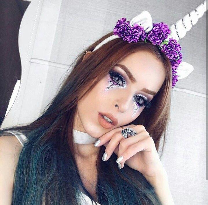 Fantasia de unicornio Para arrasa no carnaval
