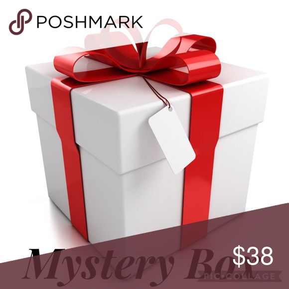Mystery Box I'm now offering MYSTERY BOXES! 🎀 All you have to do is tell me your size and I will pick any two items from my closet to send to you.  The price for the Mystery Box is $50. Brands could include: GUESS, Calvin Klein, Juicy Couture, Armani Exchange, Hollister, Abercrombie & Fitch, American Eagle Outfitters, A'GACI, Charlotte Russe, Aeropostale, Forever 21, Nike, Charming Charlie, Papaya. If you have specific outfits you want let me know! American Eagle Outfitters Tops Blouses