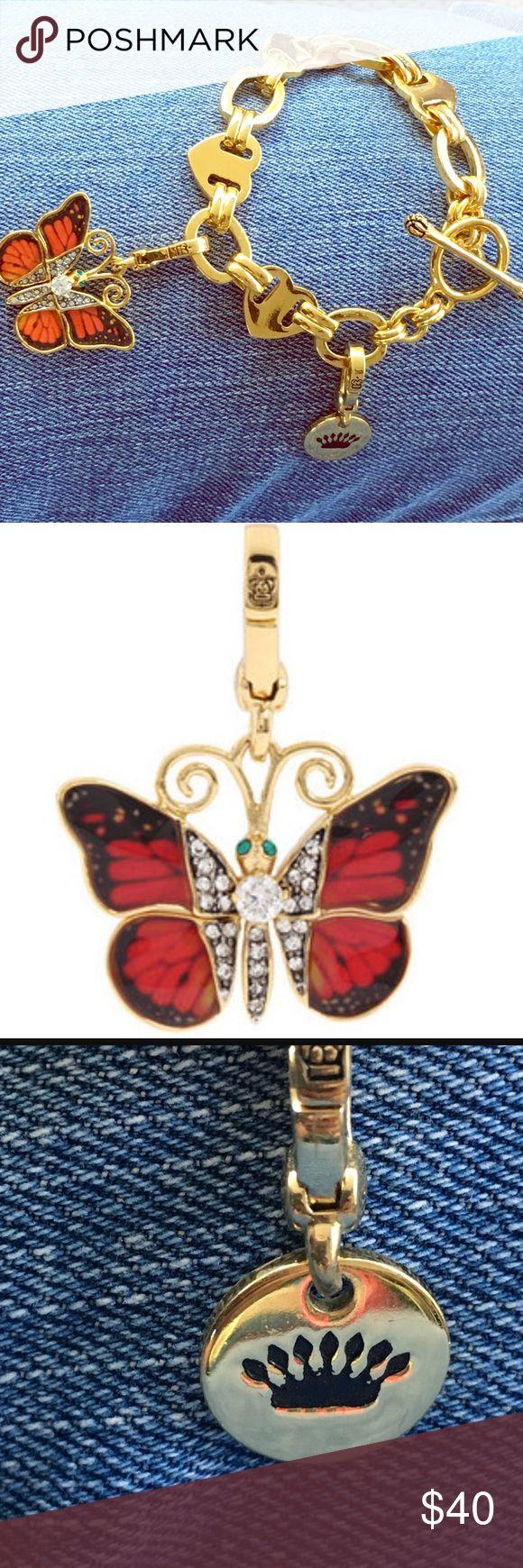 Juicy Couture Toggle Charm Bracelet Euc Charm Bracelet With Charms! Juicy  Couture Jewelry Bracelets