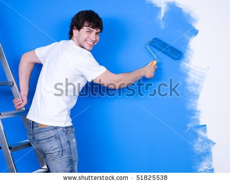 Google Image Result for http://image.shutterstock.com/display_pic_with_logo/93178/93178,1272312104,1/stock-photo-handsome-young-man-with-happy-smile-painting-the-wall-51825538.jpg