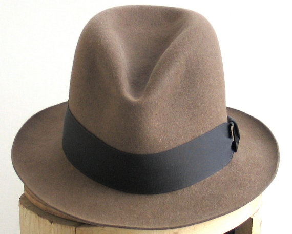 Men S Hat 1930s Hat Fedora Men S Gifts 1920s Hats Men S