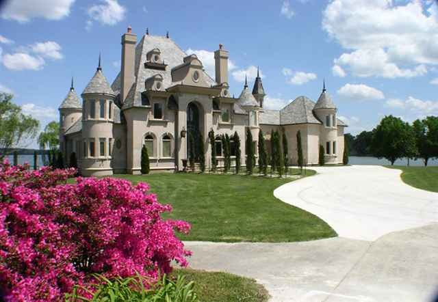 Once upon a time... fairy tale house! Welcome to my castle.