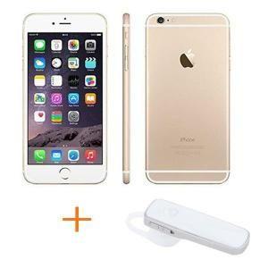 "Apple iPhone 6 Plus 5.5"" 64 GB GSM Smartphone Or Sans empreintes digitales + Mini Bluetooth"