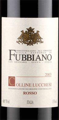 COLLINE LUCCHESI ROSSO D.O.C.