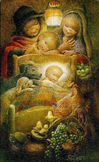 Juan Ferrándiz - Luz para el Recien Nacido - España 1969