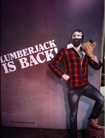 Lumberjack is back