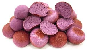 Purple bread is digested 20% slower than normal white bread.