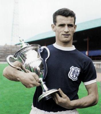 Bobby Cox Dundee FC