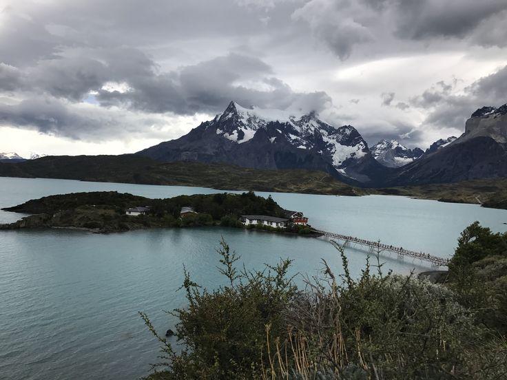 Lago pehoe 📷❤️