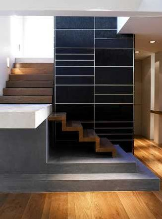 stunning stairs and storage from Australian interior design firm Hare + Klein: Doors Design, Design Journals, Book Stairs, Interiors Design, Great Stairca, Floors Lamps, Australian Interiors, Hallways Storage, Woods Stairca