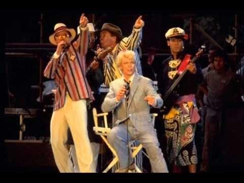 David Bowie live 1983 Bad Segeberg (Audio)