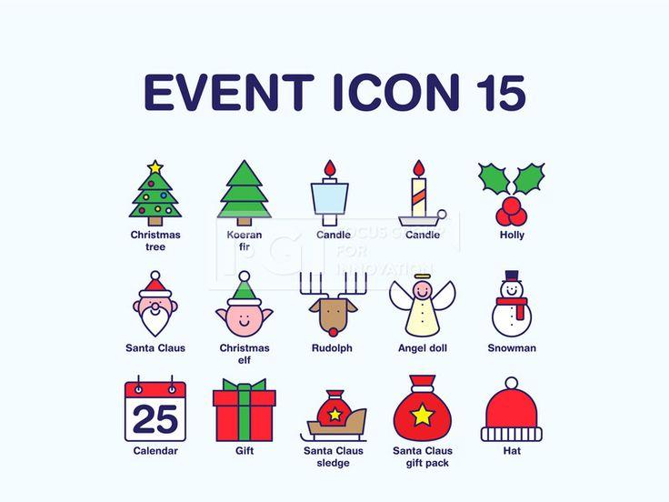 ILL166, 프리진, 아이콘, 플랫 아이콘, 이벤트, ILL166b, 에프지아이, 벡터, 웹소스, 웹활용소스, 웹, 소스, 활용, 생활, 아이콘, 픽토그램, 심플, 플랫, 컬러, 컬러아이콘, 귀여운, 귀여운아이콘, 컬러풀, 크리스마스, 트리, 구상나무, 촛불, 호랑가시나무, 크리스마스장식, 산타클로스, 크리스마스요정, 루돌프, 천사인형, 눈사람, 25일, 선물, 산타클로스썰매, 선물보따리, 겨울모자, icon,  #유토이미지 #프리진 #utoimage #freegine 20105145