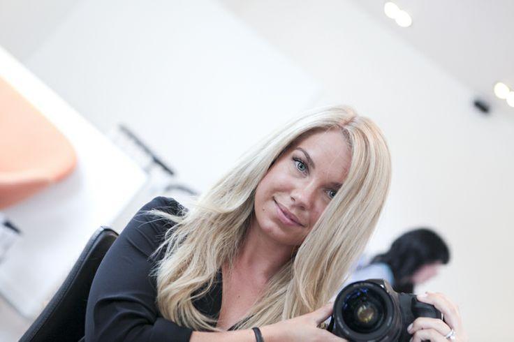 // Monique Lund // my hair // blonde // Hendrix Hair //