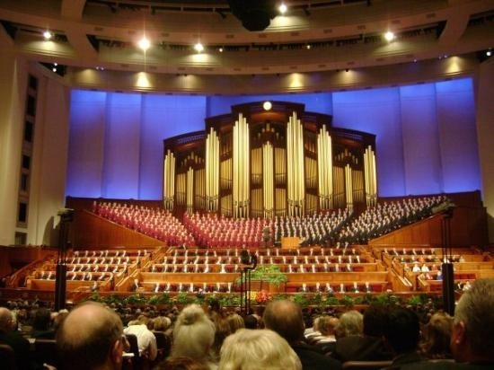 Mormon Tabernacle Choir    More LDS Gems at:  www.MormonLink.com