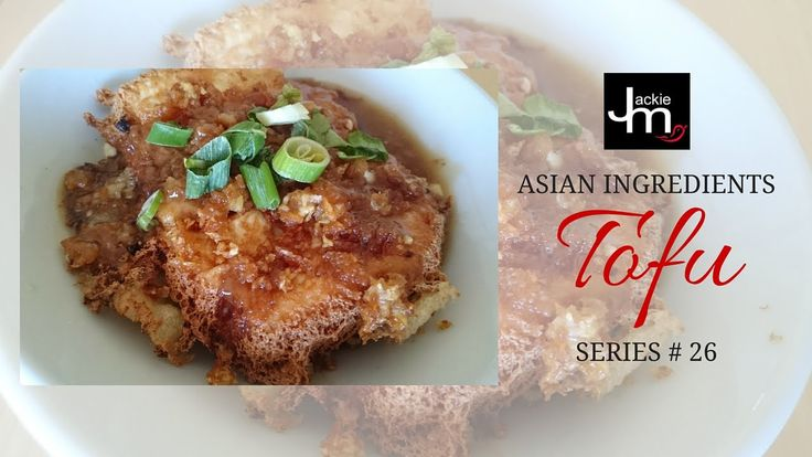In this Live Periscope broadcast Jackie M discusses Tofu and shows how it's used by cooking Tofu with Crispy Preserved Radish…