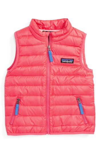 Patagonia Patagonia 600-Fill Down Sweater Vest (Toddler Girls) available at #Nordstrom