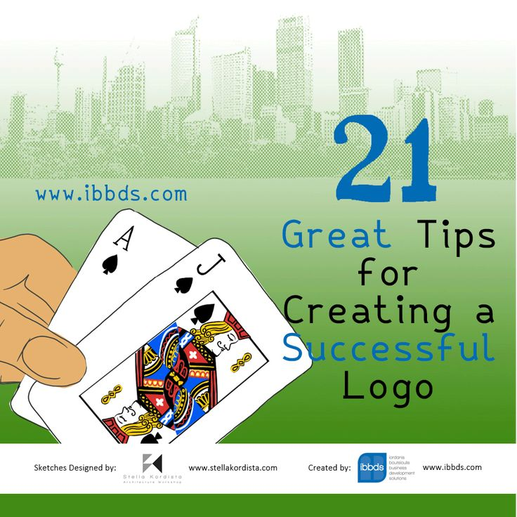 #21 #Great #Tips #for #Creating #a #Successful #Logo