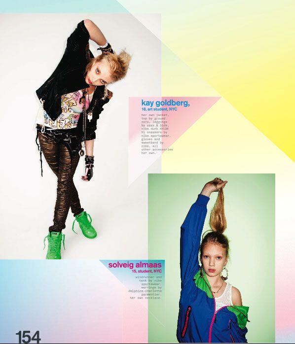 Nylon Magazine Photoshoot