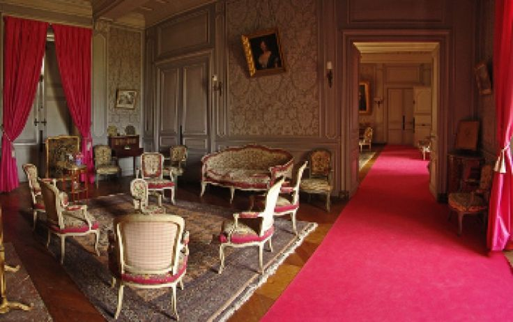 Demeure historique proximite tours - salons Chateau de Gizeux