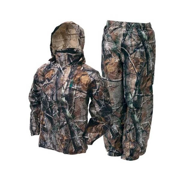 716fc7125a821 Frogg Toggs All Sports Camo Suit - XL AS1310-54XL | Frogg Toggs ...