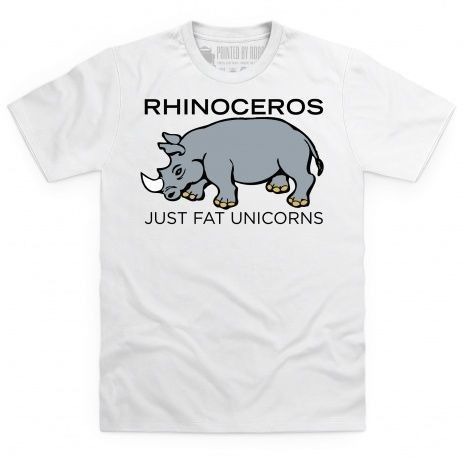 Rhinoceros T Shirt
