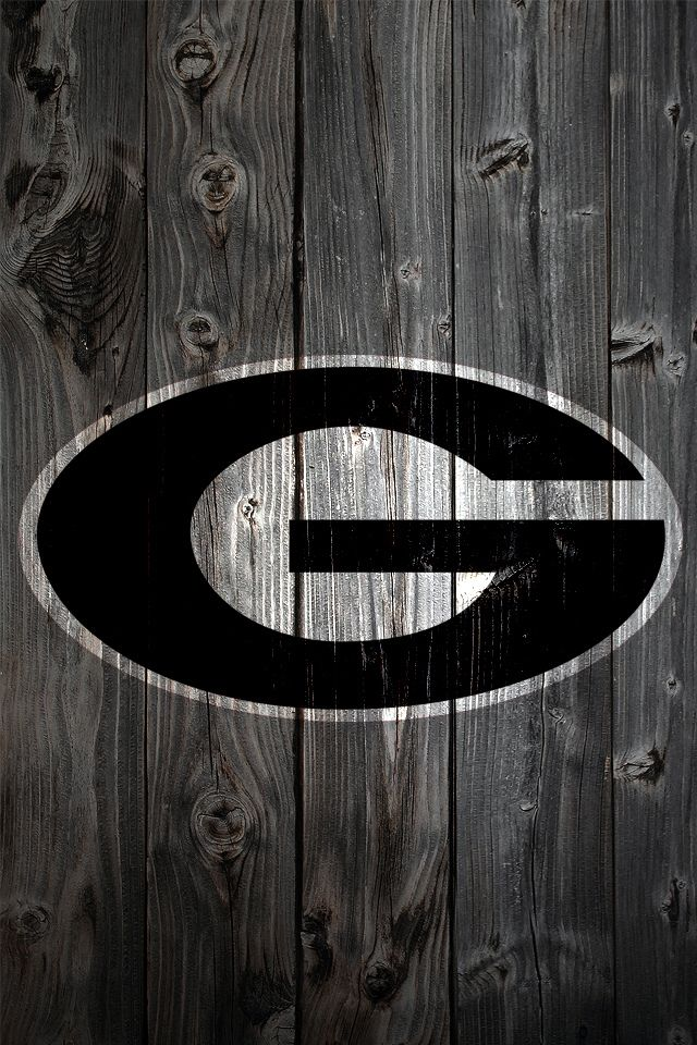 uga football wallpaper Bulldogs Wood iPhone 4