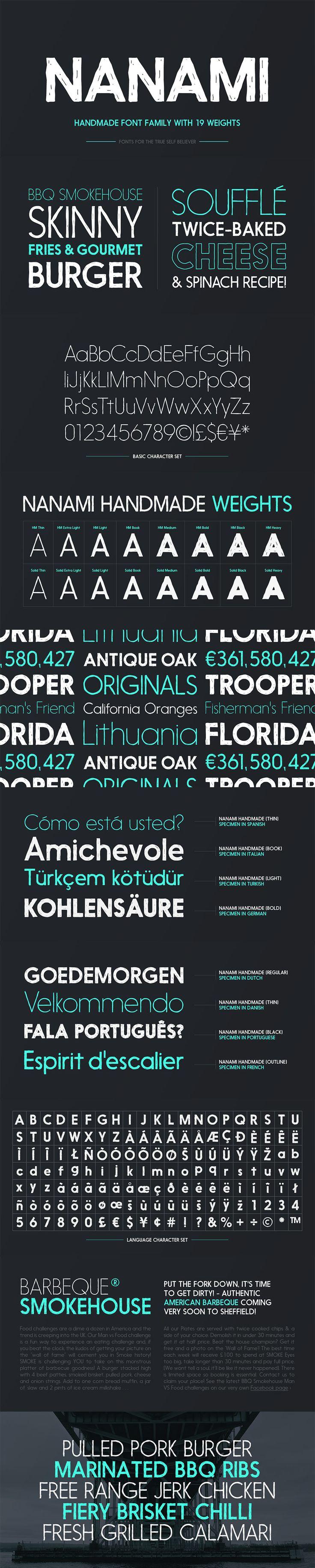 bb14ed248ff93cc7c375ef9435566e22--design-typography-color-inspiration Color Fonts