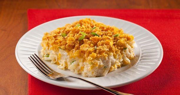 Ore-Ida - Recipes - Cheesy Potato Casserole
