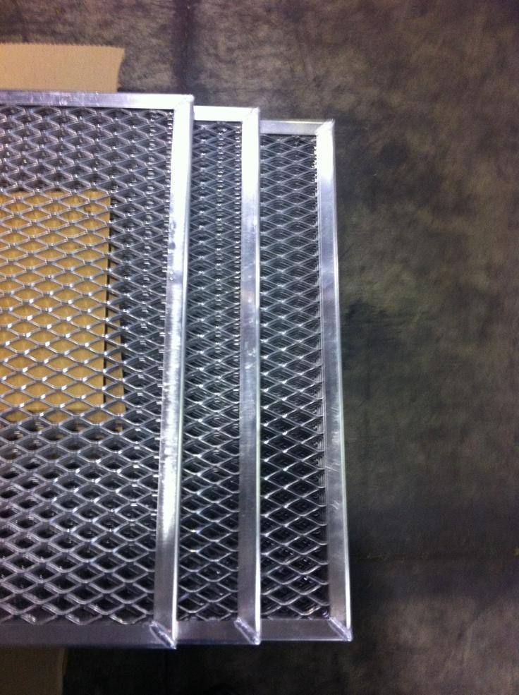 Expanded Metal Work Custom Fabrication Pinterest