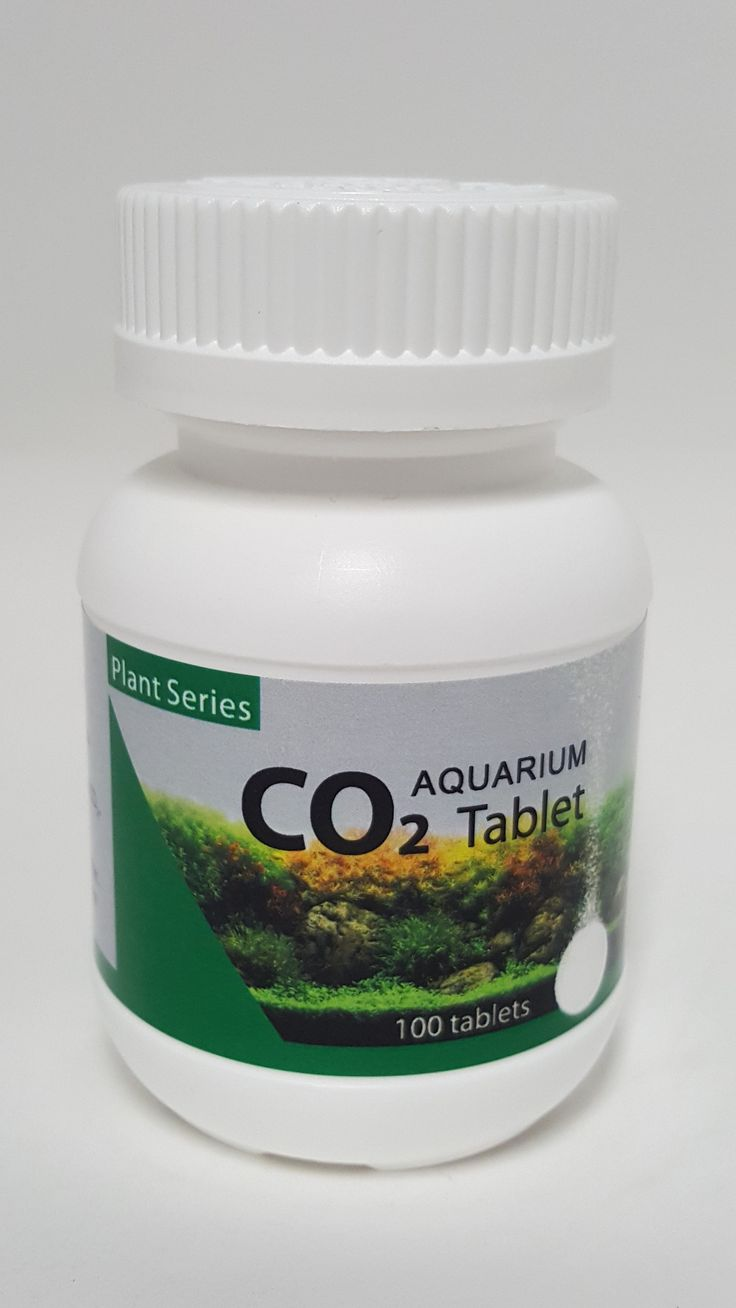 Plant Series Products; Aquarium CO2 100 tablets bottle, All aquarium plants, In Vitro Plants or Culture Tissue Plants need CO2 during the day light. Easy and convenient way to provide CO2 for your aqu