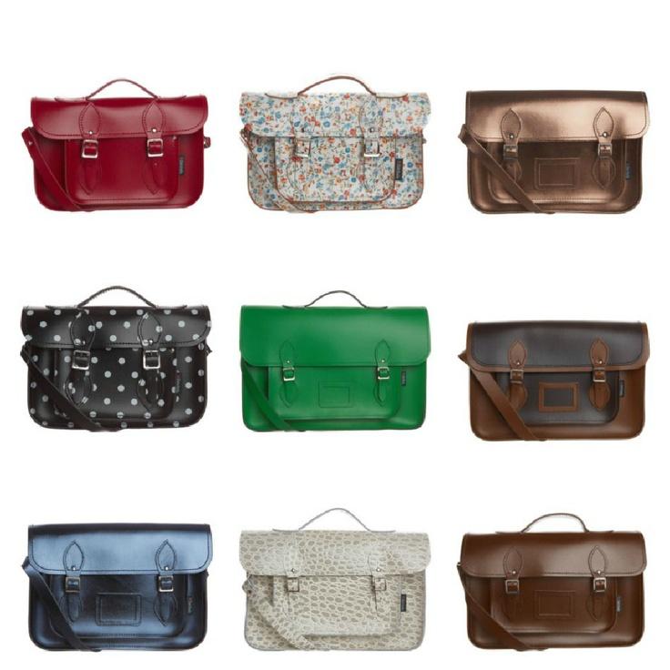 Satchel-Bags by Zatchels