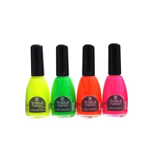 Vernis à ongles fluorescent Yolizul Fashion - Fluorescent nail polish - €2,95 - #vernisaongles #nailpolish #fluorescent #yolizul