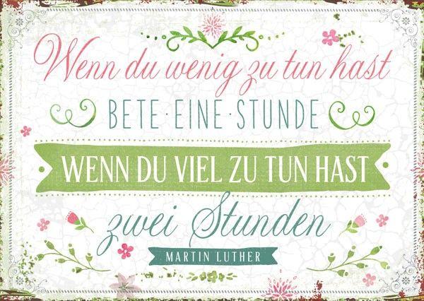 Postkarte - Gut Beten