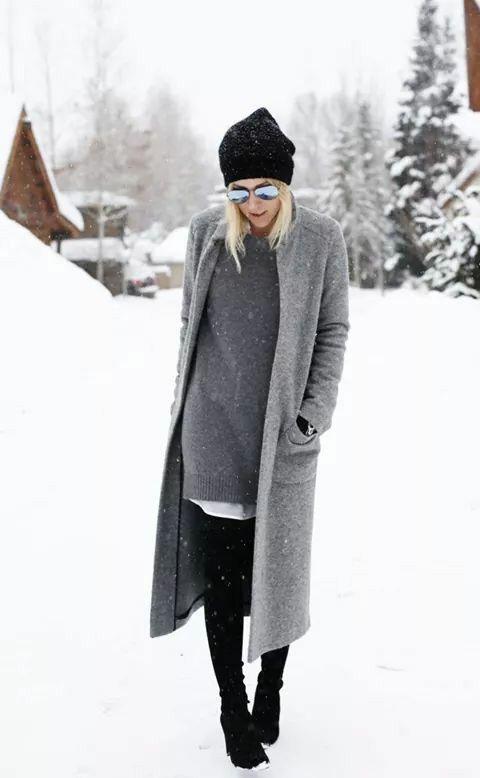 Winter chic :)