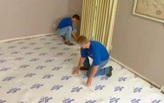 Latest How To Install Underlay For Laminate Flooring Designs